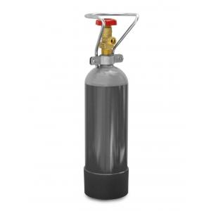 Bombola ricaricabile CO2 alimentare da 2 kg