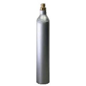 Bombola ricaricabile CO2 da 450 gr per gasatore
