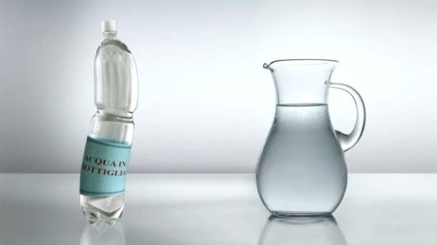 Acqua in bottiglia o del rubinetto quale scegliere spazio acqua